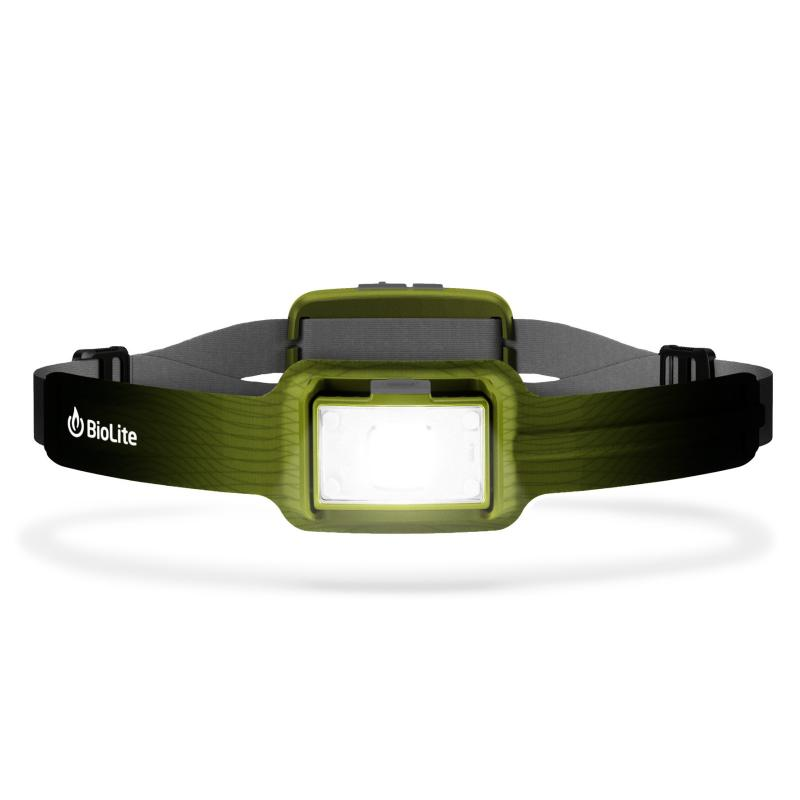 BioLite - HeadLamp 750, Stirnlampe mit 750 Lumen- green